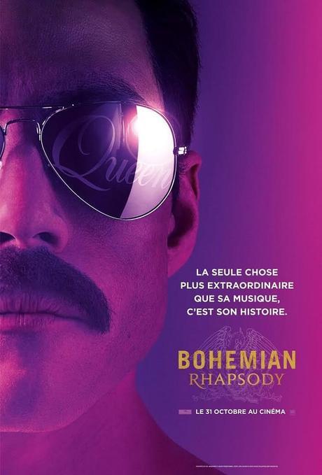 Le nouveau film de Queen: Bohemian Rhapsody !
