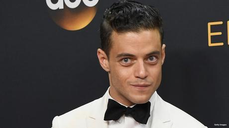 Rami Malek, acteur Américain incarne le rôle de Freddie Mercury dans le film Bohemain Rhapsody !