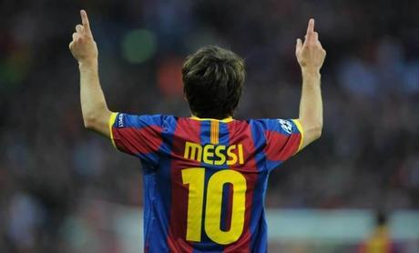 Pour le fils de Mourinho, Messi est le roi