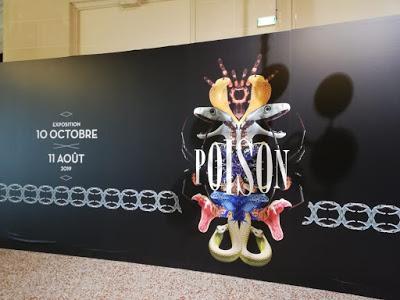 Venin, vedi, vici : exposition Poison !