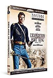 Critique Bluray: L'Expédition du Fort King