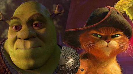 Vers un reboot des franchises Shrek et du Chat Potté ?
