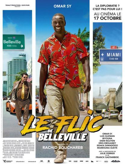 J'ai vu Le flic de Belleville de Rachid Bouchareb