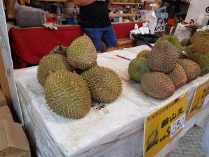 Aventures culinaires #3 – Le Durian