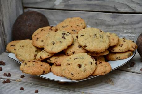 Cookies aux pépites de chocolat de Pierre Hermé
