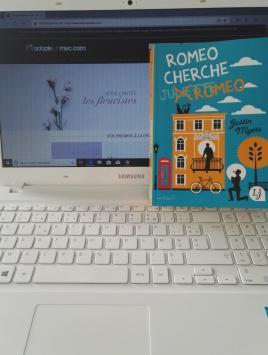 Roméo cherche Roméo de Justin Myers