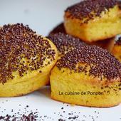 Infiniment orange sous de petites perles de chocolat - La cuisine de Ponpon: rapide et facile!