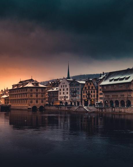 Meilleures villes: Zurich