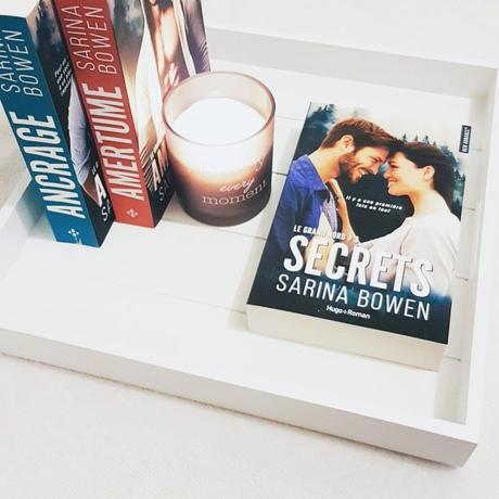 Secrets | Sarina Bowen (Le Grand Nord #3)