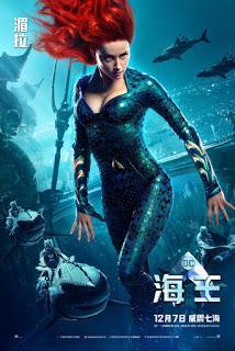 Aquaman : Nouveaux posters !