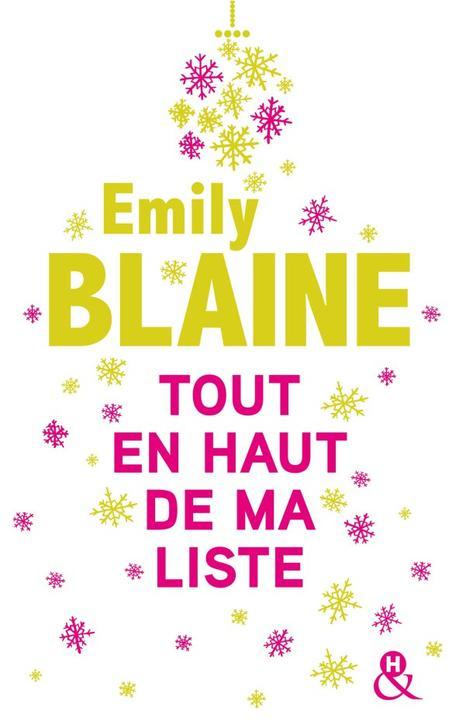 Tout en haut de ma liste d'Emily Blaine