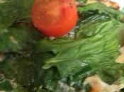 omelette iranienne revisitée herbes: Koukou sabzi