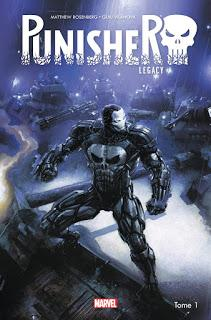 Punisher legacy tome frank