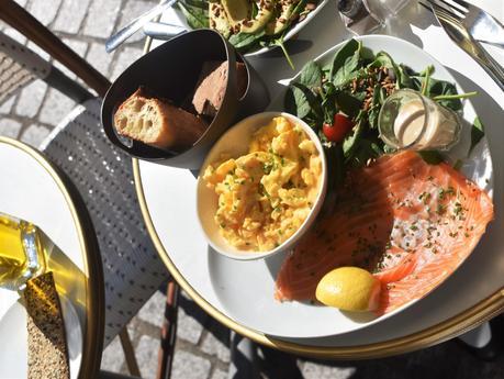 Le Brunch Healthy du DS Café Paris