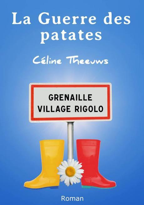 {Découverte} La guerre des patates, Céline Theeuws – @Bookscritics