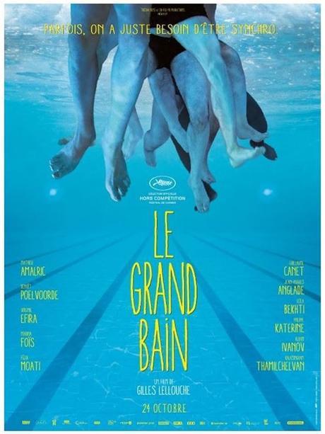 [AVIS] Le Grand Bain, la très belle comédie française !