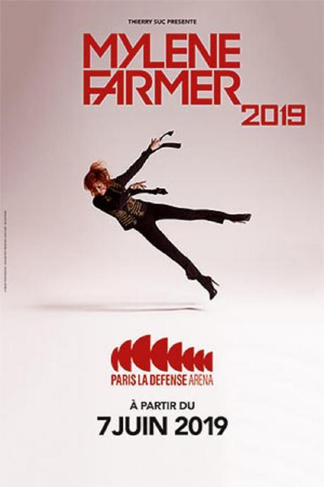 Astuces pour trouver un billet pour aller voir le concert de Mylène Farmer en 2019 !