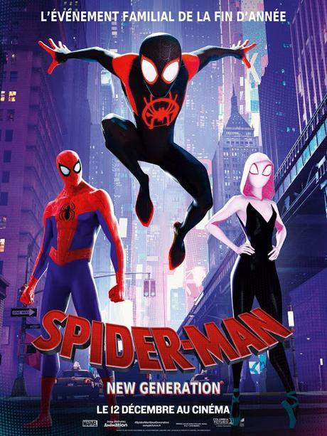 Nouvelle vidéo featurette VF pour Spider-Man : New Generation