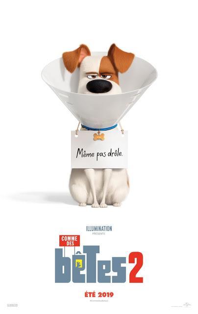 Premier trailer pour Comme des Bêtes 2 de Chris Renaud