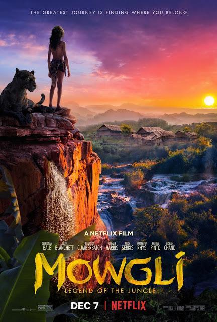 Nouvelle bande annonce VF pour Mowgli : La Légende de la Jungle signé Andy Serkis