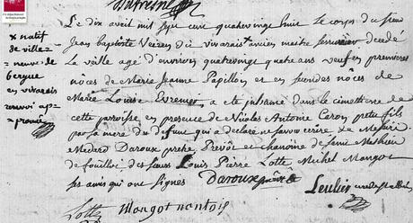[ Corbie ] Jean-Baptiste Veyren dit Vivarais