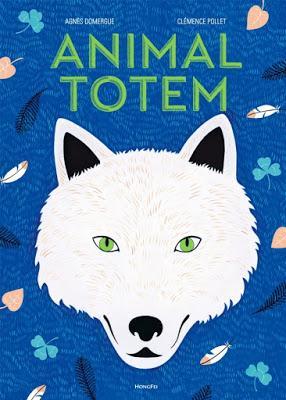 Animal Totem : un puissant récit initiatique condensé dans un album jeunesse