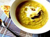 Soupe brocoli