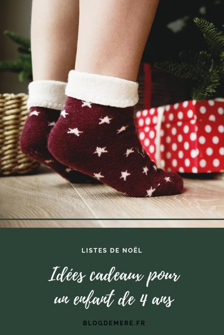 La liste de Noël de Miniloute, 4 ans