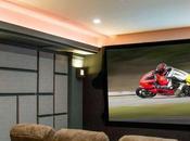 Trois types d'enceintes surround SpeakerCraft pour home cinema