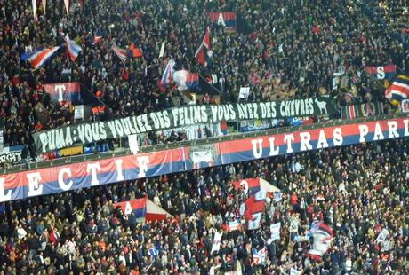 PSG vs Lille : la vidéo de l'ambiance pour le record