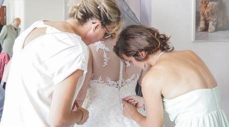 {Notre Mariage} La préparation