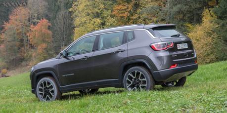 Essai Jeep Compass: concurrentiel ?
