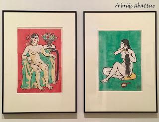 Vagues de renouveau, Estampes japonaises modernes 1900-1960 à la Fondation Custodia