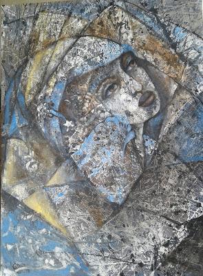 La peinture gestuelle réinventée - Etre en action painting ou ne pas être...