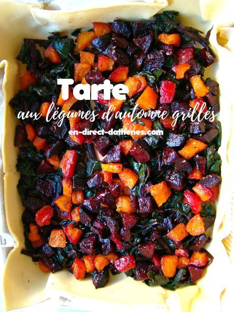 Les couleurs de l'automne se mettent à table ou comment préparer des betteraves et du potiron au four