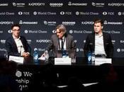 Championnat Monde d'échecs Carlsen Caruana