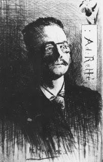 Parsifal au Mont Salvat, un poème d'Adolphe Retté