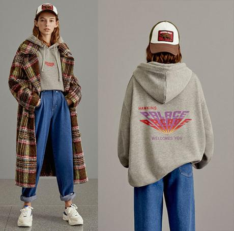 Une collection Stranger Things chez Pull&Bear
