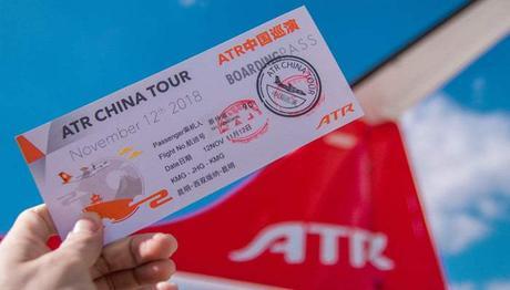 L'ATR 42-600 connaît un succès retentissant dans le Yunnan