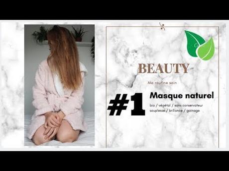 Mon Masque Cheveux Maison Naturel Et Bio Paperblog