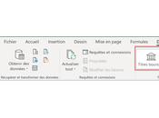 Excel: Wow! Nouveaux types données liées