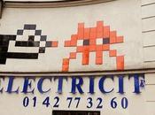 Paris Street Invader Boulevard Beaumarchais, 75003