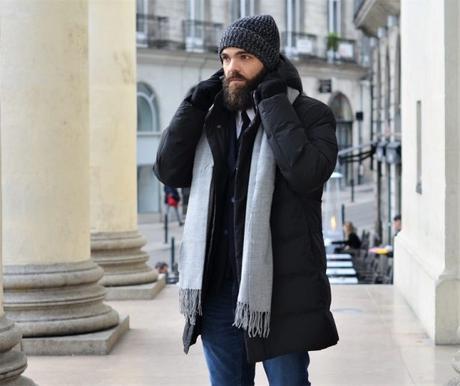 Doudoune + Bonnet + Gant + écharpe HEATTECH by Uniqlo