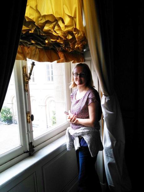Ma blouse à Bruxelles