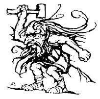 Arthur Rackham illustrateur de l'Anneau des Niebelungen