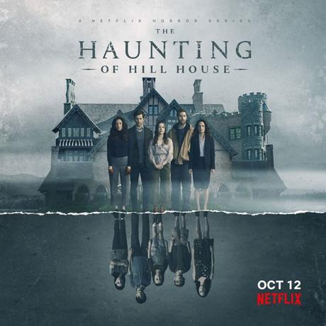 The haunting of Hill House créée par Mike Flanagan