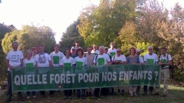 forestiers lancent l'alerte