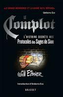 Le Complot : L'histoire secrète des Protocoles des Sages de Sion - Will Eisner
