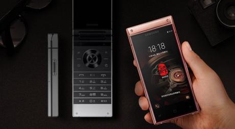 Samsung a dévoilé le W2019 !