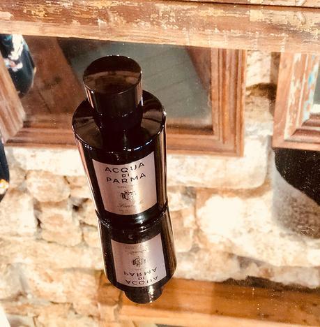 Acqua di Parma COLONIA SANDALO : Eau de Cologne Concentrée à l'ingrédient précieux